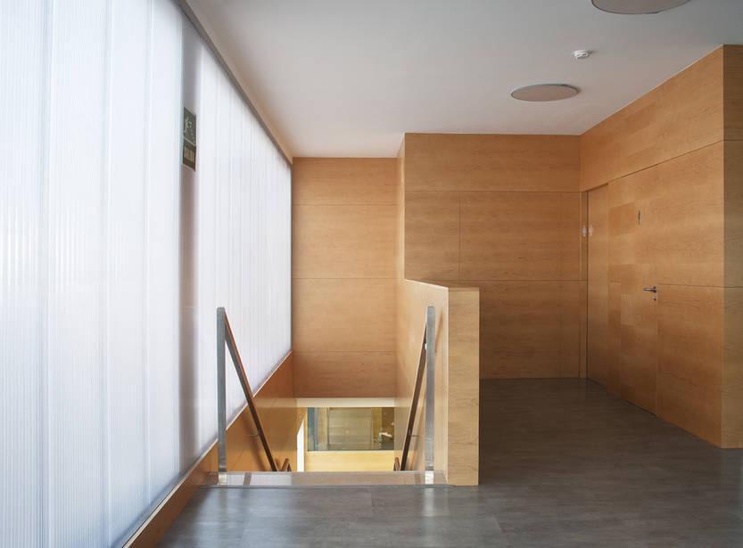 bureaux et exposition pour ignacio quemada architectes. Black Bedroom Furniture Sets. Home Design Ideas